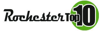 Rochester Top 10 logo